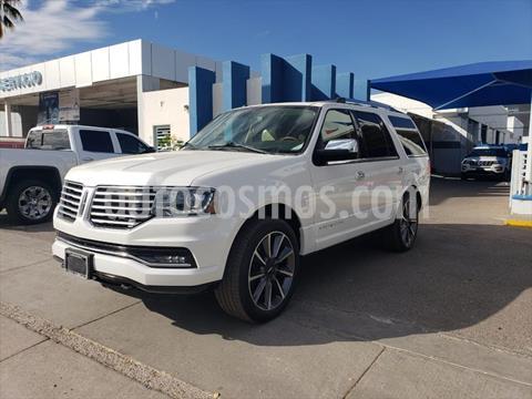 Lincoln Navigator 4X4 RESERVE usado (2017) color Blanco precio $585,000