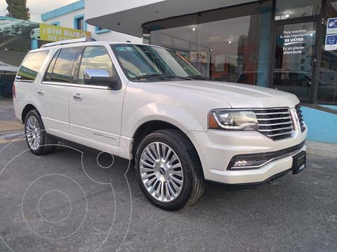 Lincoln Navigator Reserve Corta usado (2016) color Blanco precio $549,000