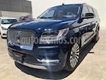 Foto venta Auto usado Lincoln Navigator RESERVE 4X4 (2018) color Azul Imperial precio $1,380,000