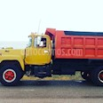 Mack RD688 camion de hotoiler usado (1979) color Naranja precio u$s10.000