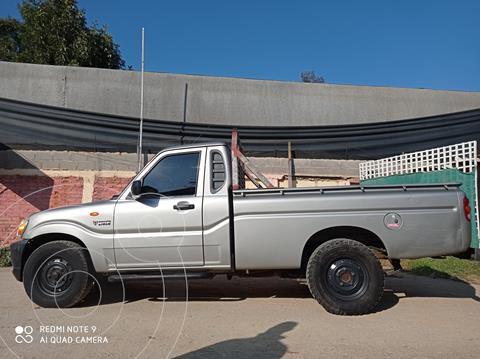 foto Mahindra Pik Up 4X2 2.6 Diésel XL CS usado (2012) color Plata precio $7.000.000