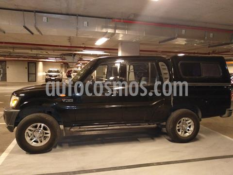 Mahindra Pik Up 2.2L 4X2 Diesel Full XL CD usado (2013) color Negro precio $5.990.000