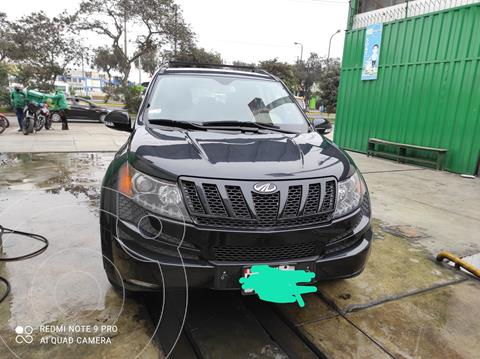 Mahindra  XUV 500 4X2 6WD usado (2015) color Negro precio u$s14,500