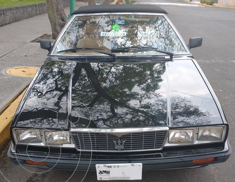 Maserati GranTurismo Sport usado (1986) color Negro precio $300,000