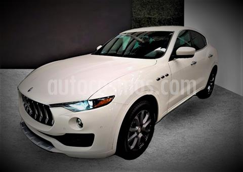 Maserati Levante 3.0L usado (2019) color Blanco Perla precio $1,657,999