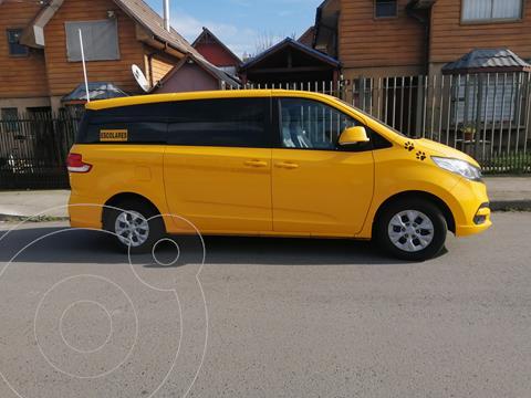 Maxus G-10 1.9L Escolar  usado (2020) color Amarillo precio $18.500.000