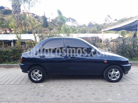 Mazda 121 LX usado (1998) color Azul precio $8.000.000