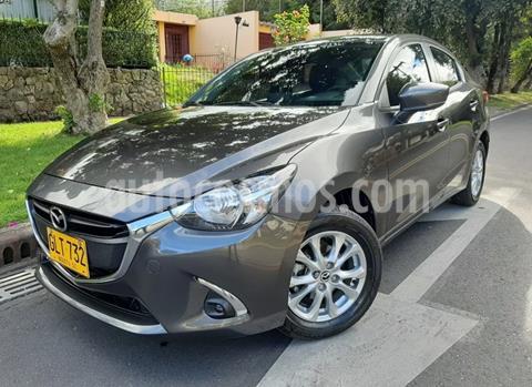 Mazda 2 Sedan Touring Aut   usado (2020) color Gris precio $55.400.000