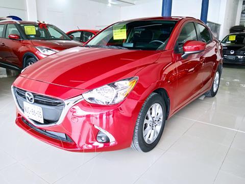 Mazda 2 Sedan i Touring Aut usado (2019) color Rojo precio $265,000