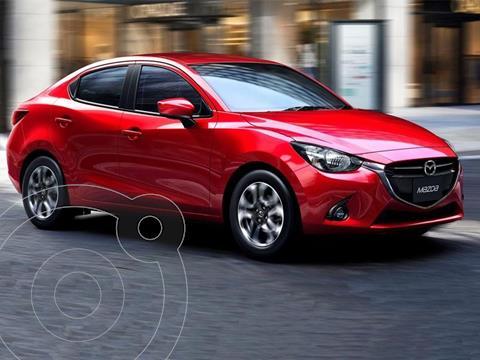 Mazda 2 Sedan i Touring Aut nuevo color Rojo precio $321,900