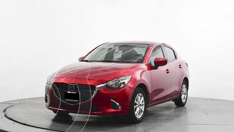 Mazda 2 Sedan i Touring usado (2019) color Rojo precio $256,000