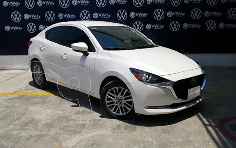 Mazda 2 Sedan i Grand Touring Aut usado (2020) color Blanco precio $270,000