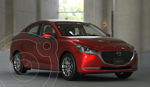 Mazda 2 Sedan i  nuevo color Rojo financiado en mensualidades(enganche $30,390 mensualidades desde $5,697)
