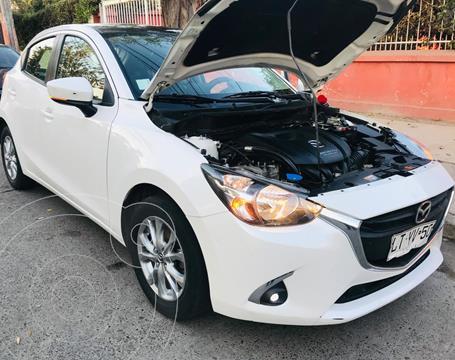 Mazda 2 Sport 1.5L S  usado (2019) color Blanco precio $10.500.000