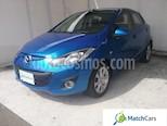 Foto venta Carro usado Mazda 2 5P 1.5L Aut (2014) color Azul Mediterraneo precio $27.990.000