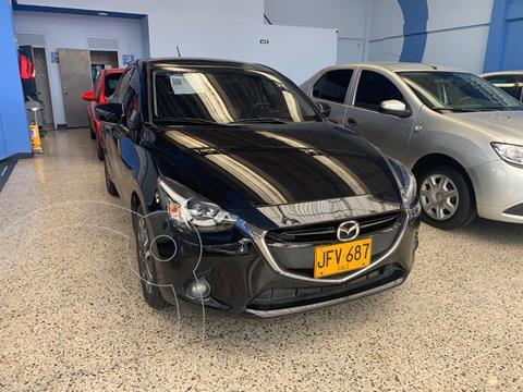 Mazda 2 Grand Touring Plus usado (2017) color Negro financiado en cuotas(anticipo $7.000.000 cuotas desde $1.160.000)