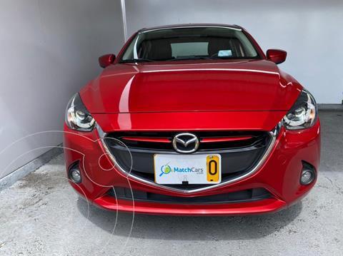 Mazda 2 Grand Touring  usado (2016) color Rojo precio $46.990.000