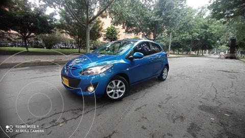 Mazda 2 Sport 1.5L Aut usado (2013) color Azul Mediterraneo precio $34.000.000