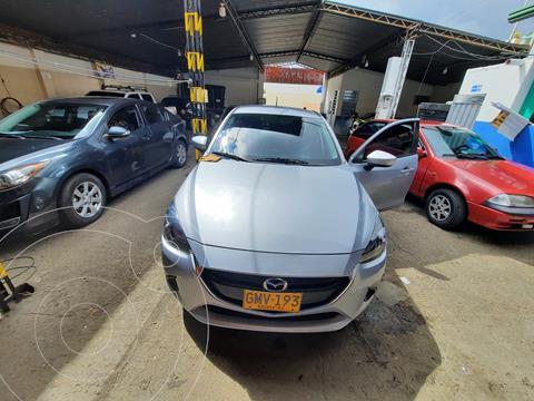 Mazda 2 Prime  usado (2020) color Plata Estelar precio $50.000.000