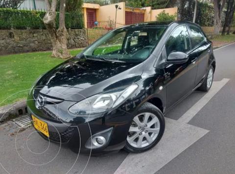 Mazda 2 Sport 1.5L usado (2014) color Negro precio $34.900.000