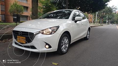 Mazda 2 Touring usado (2016) color Blanco Artico precio $44.500.000