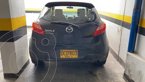 Mazda 2 1.5 5P usado (2009) color Negro precio $24.000.000