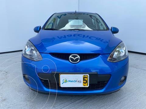 Mazda 2 Sport 1.5L Plus usado (2010) color Azul Mediterraneo precio $28.500.000