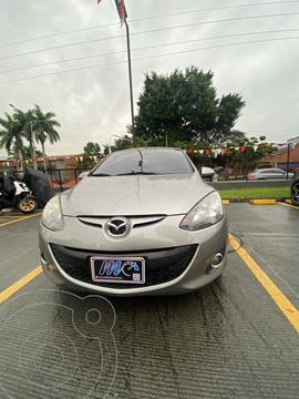 Mazda 2 Sport 1.5L Plus usado (2012) color Gris Metropolitano precio $33.500.000