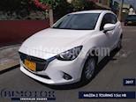 Mazda 2 5P 1.5L Aut usado (2017) color Blanco precio $46.500.000