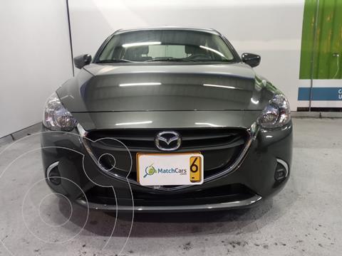 Mazda 2 Touring  usado (2020) color Gris precio $56.800.000