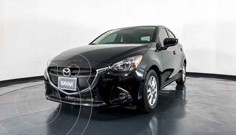 Mazda 2 i Touring Aut usado (2018) color Negro precio $229,999