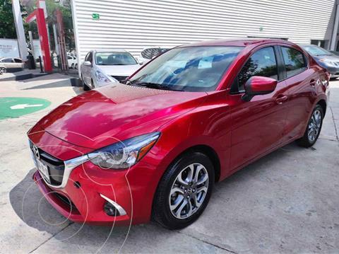 Mazda 2 i Grand Touring Aut usado (2019) color Rojo precio $249,000