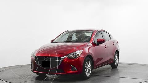 Mazda 2 Touring usado (2019) color Rojo precio $256,600