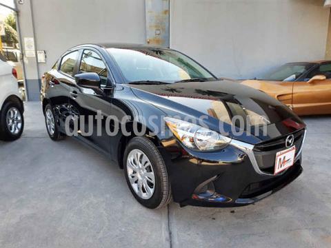 Mazda 2 i usado (2019) color Negro precio $220,000