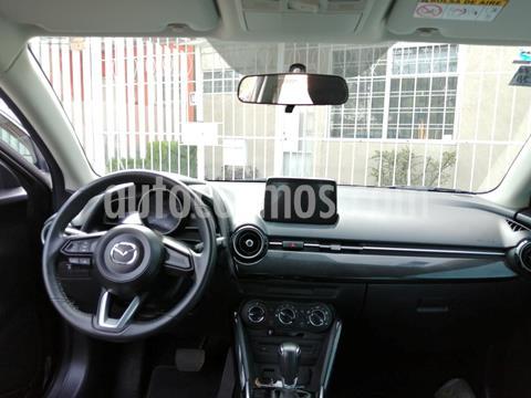 Mazda 2 i Touring Aut usado (2019) color Gris precio $230,000