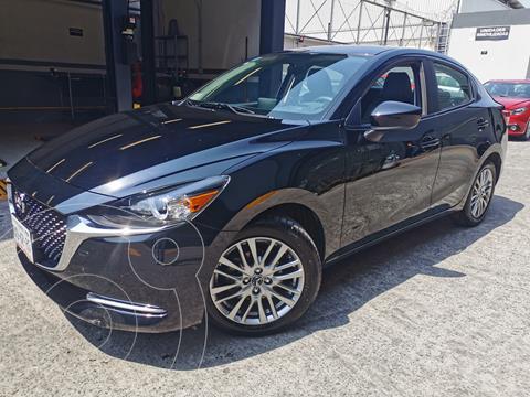 Mazda 2 i Grand Touring Aut usado (2020) color Negro precio $300,000