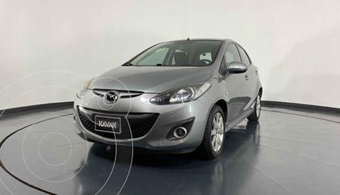 Mazda 2 Touring usado (2013) color Gris precio $134,999