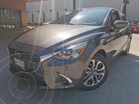 Mazda 2 i Grand Touring Aut usado (2019) color Gris Meteoro precio $290,000