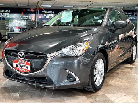 Mazda 2 i Touring Aut usado (2018) color Gris Oscuro precio $259,000