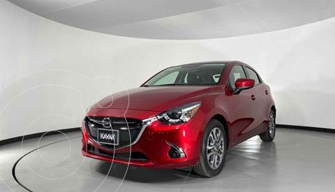 Mazda 2 i Grand Touring Aut usado (2019) color Rojo precio $267,999