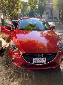 Mazda 2 i Grand Touring Aut usado (2018) color Rojo precio $210,000