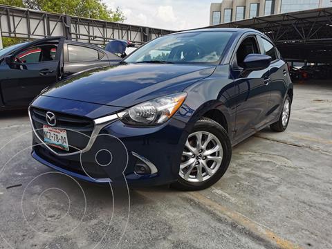 Mazda 2 i Touring usado (2018) color Azul Marino precio $243,000