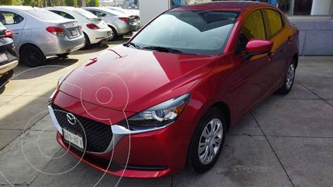 Mazda 2 i Aut usado (2020) color Rojo precio $267,000