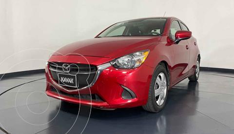 Mazda 2 i Grand Touring Aut usado (2016) color Rojo precio $192,999