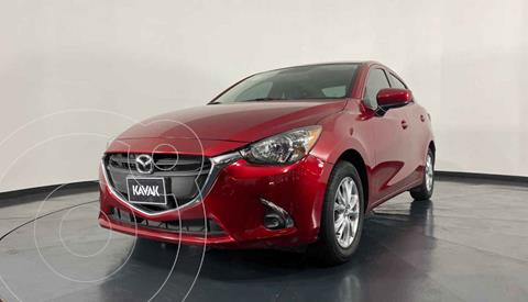 Mazda 2 i Touring Aut usado (2019) color Rojo precio $239,999