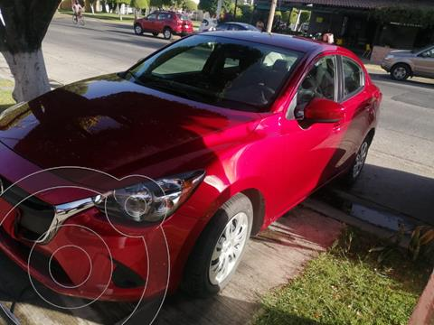 Mazda 2 i usado (2019) color Rojo precio $210,000