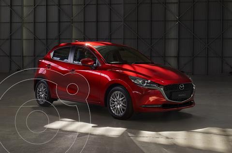 Mazda 2 i Touring Aut nuevo color Rojo financiado en mensualidades(enganche $166,950 mensualidades desde $3,547)