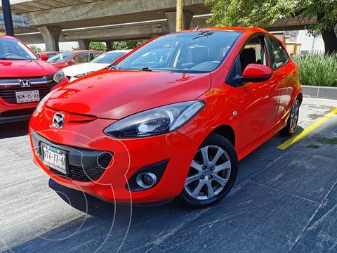 Mazda 2 Touring Aut usado (2012) color Rojo precio $135,000