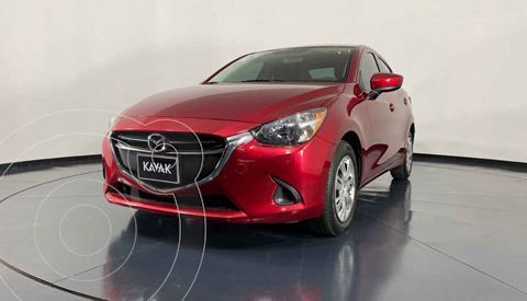 Mazda 2 i Aut usado (2019) color Rojo precio $237,999