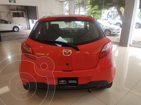 Mazda 2 Sport usado (2015) color Rojo precio $142,900